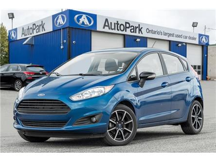 2019 Ford Fiesta SE (Stk: 19-24993R) in Georgetown - Image 1 of 19