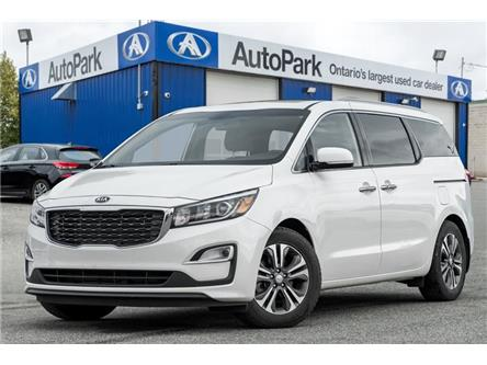 2019 Kia Sedona SX (Stk: 19-91417R) in Georgetown - Image 1 of 22