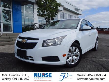 2012 Chevrolet Cruze LT Turbo (Stk: 20T085A) in Whitby - Image 1 of 20
