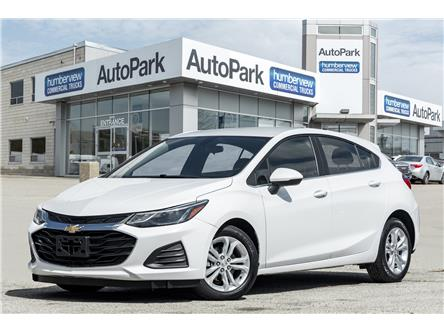 2019 Chevrolet Cruze LT (Stk: APR9622) in Mississauga - Image 1 of 19