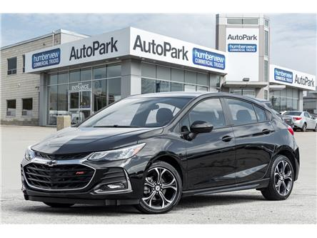 2019 Chevrolet Cruze LT (Stk: ) in Mississauga - Image 1 of 21