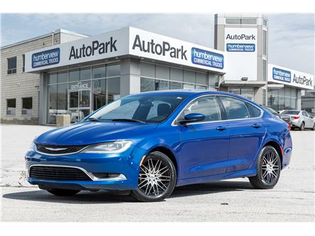 2015 Chrysler 200 Limited (Stk: APR7071) in Mississauga - Image 1 of 18