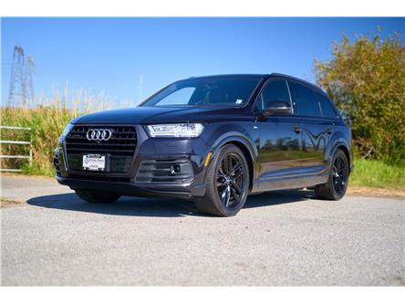 2018 Audi Q7 3.0T Technik (Stk: VW1153) in Vancouver - Image 1 of 26