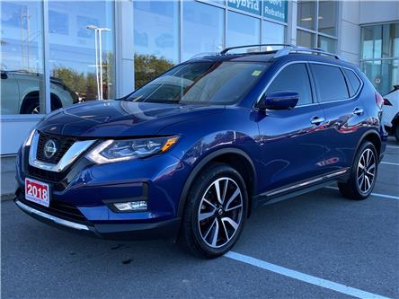 2018 Nissan Rogue SL (Stk: W5085C) in Cobourg - Image 1 of 30