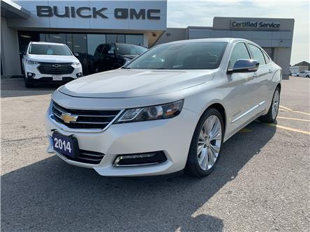 2014 Chevrolet Impala 2LZ (Stk: 159698) in Strathroy - Image 1 of 9