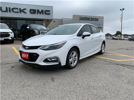 2017 Chevrolet Cruze LT Auto (Stk: 150081) in Strathroy - Image 1 of 10