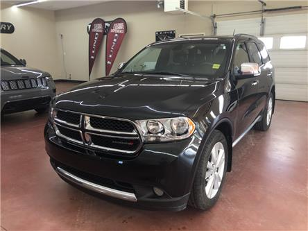 2013 Dodge Durango Crew Plus (Stk: T20-110A) in Nipawin - Image 1 of 14