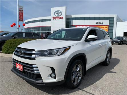 2017 Toyota Highlander Limited (Stk: 467651A) in Milton - Image 1 of 15