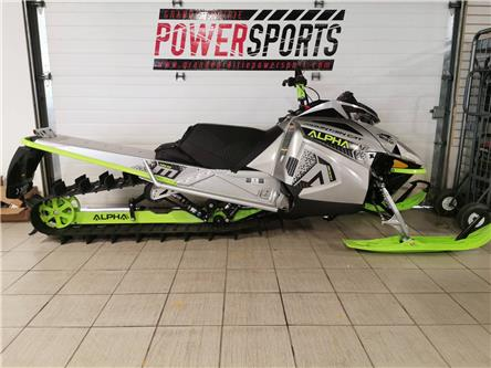 2020 Arctic Cat M8000 MOUNTAIN CAT ALPHA ONE165 (Stk: 20AS-078) in Grande Prairie - Image 1 of 4