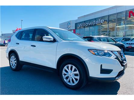 2017 Nissan Rogue S (Stk: N860A) in Thornhill - Image 1 of 18