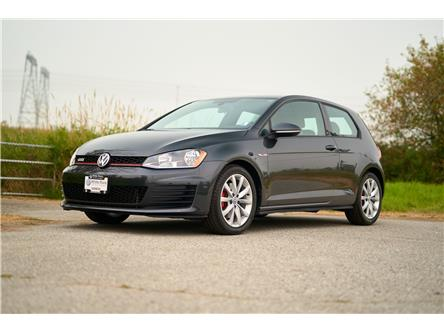 2016 Volkswagen Golf GTI 3-Door (Stk: VW1154) in Vancouver - Image 1 of 21