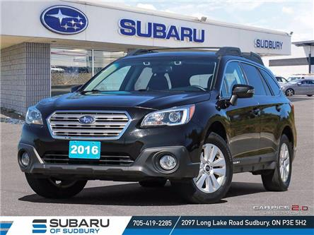 2016 Subaru Outback 2.5i Limited Package (Stk: US1176) in Sudbury - Image 1 of 24