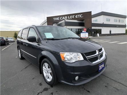 2014 Dodge Grand Caravan Crew (Stk: 20435) in Sudbury - Image 1 of 26