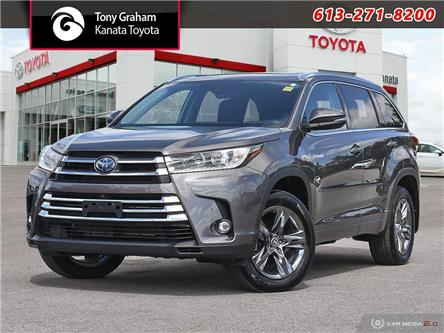 2019 Toyota Highlander Hybrid Limited (Stk: 90623A) in Ottawa - Image 1 of 30