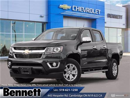 2021 Chevrolet Colorado LT (Stk: 210028) in Cambridge - Image 1 of 23