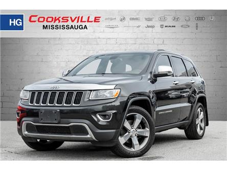 2015 Jeep Grand Cherokee Limited (Stk: 8281PT) in Mississauga - Image 1 of 21