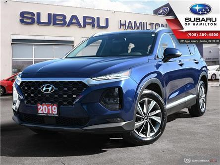 2019 Hyundai Santa Fe Luxury (Stk: S8515A) in Hamilton - Image 1 of 28
