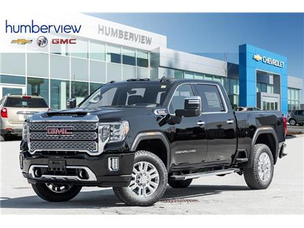 2020 GMC Sierra 2500HD Denali (Stk: T0K184) in Toronto - Image 1 of 22