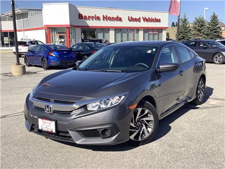 2018 Honda Civic EX (Stk: U18835) in Barrie - Image 1 of 22