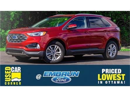 2019 Ford Edge SEL (Stk: U2111) in Embrun - Image 1 of 23