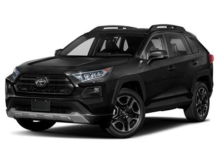 2019 Toyota RAV4 Trail (Stk: 20102AL) in Dawson Creek - Image 1 of 9