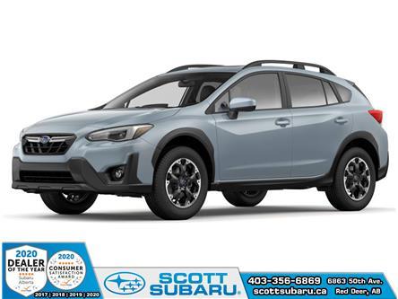2021 Subaru Crosstrek Sport (Stk: 210622) in Red Deer - Image 1 of 2