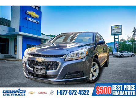 2014 Chevrolet Malibu 1LT (Stk: 19-38A) in Trail - Image 1 of 21