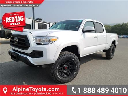 2020 Toyota Tacoma Base (Stk: X053527) in Cranbrook - Image 1 of 22