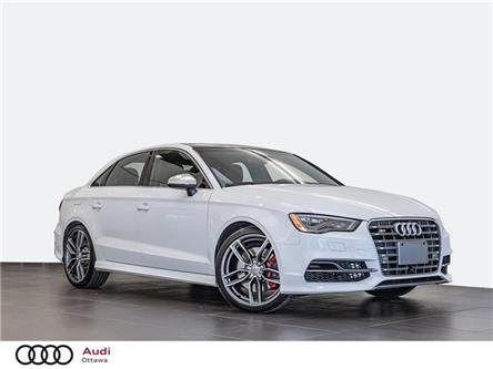 2015 Audi S3 2.0T Technik (Stk: 53397A) in Ottawa - Image 1 of 20