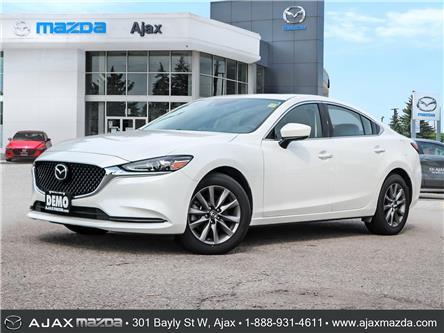 2019 Mazda MAZDA6 GS-L (Stk: 19-1463) in Ajax - Image 1 of 28