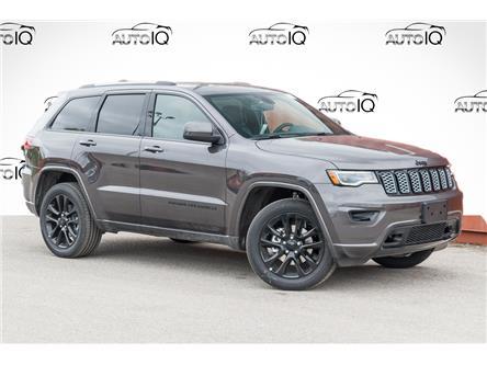 2020 Jeep Grand Cherokee Laredo (Stk: 34141) in Barrie - Image 1 of 27