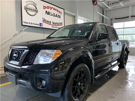 2019 Nissan Frontier Midnight Edition (Stk: P0818) in Owen Sound - Image 1 of 13