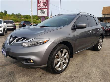 2013 Nissan Murano SL (Stk: 301635) in Cambridge - Image 1 of 25