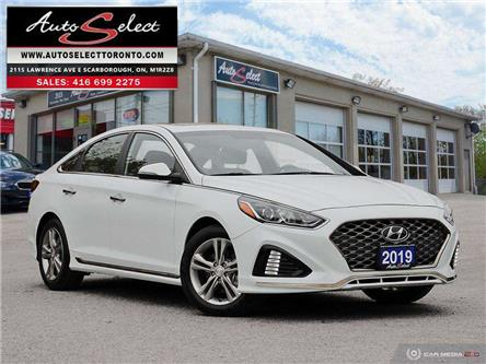 2019 Hyundai Sonata Sport (Stk: 1HLAN11) in Scarborough - Image 1 of 29