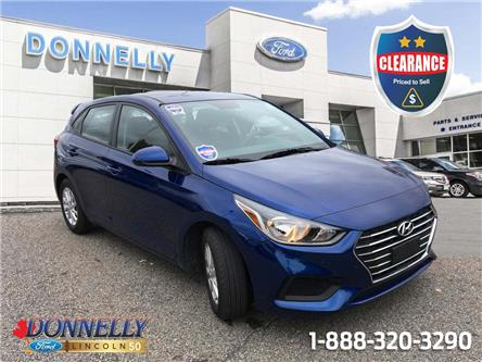 2020 Hyundai Accent  (Stk: CLDU6561) in Ottawa - Image 1 of 25