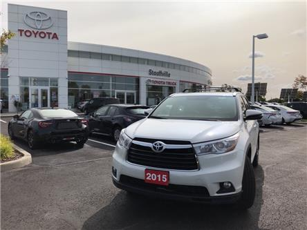 2015 Toyota Highlander Limited (Stk: 200861A) in Whitchurch-Stouffville - Image 1 of 20
