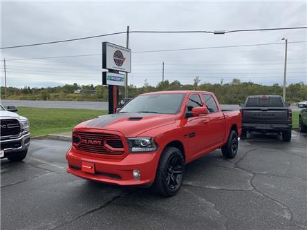 2018 RAM 1500 Sport (Stk: 64231) in Sudbury - Image 1 of 19