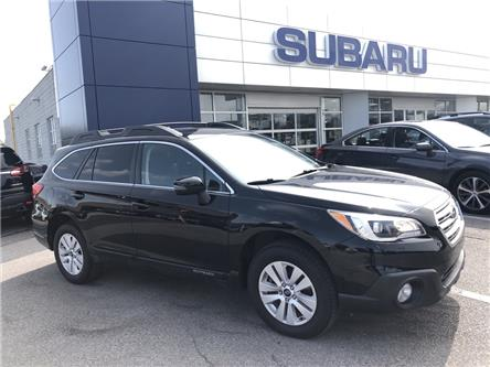 2017 Subaru Outback 2.5i Touring (Stk: P729) in Newmarket - Image 1 of 12