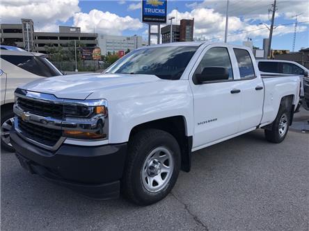 2019 Chevrolet Silverado 1500 LD WT (Stk: 211003A) in Oshawa - Image 1 of 15