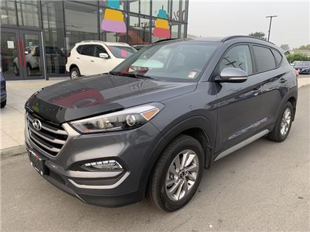 2018 Hyundai Tucson SE 2.0L (Stk: T20230A) in Kamloops - Image 1 of 27