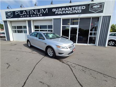 2010 Ford Taurus SE (Stk: 112403) in Kingston - Image 1 of 9