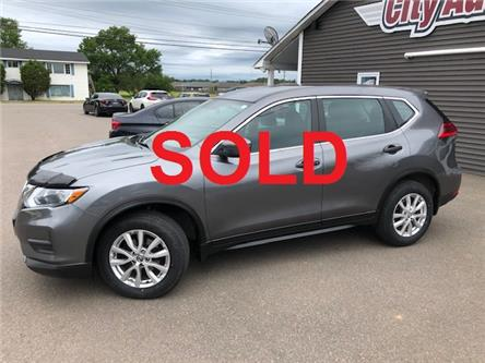 2017 Nissan Rogue SV (Stk: ) in Sussex - Image 1 of 29