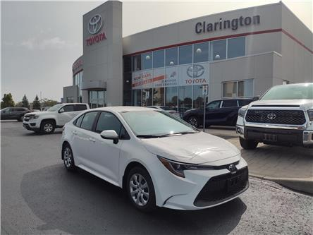 2021 Toyota Corolla LE (Stk: 21029) in Bowmanville - Image 1 of 7