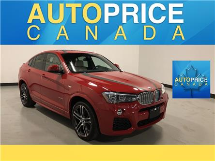 2016 BMW X4 xDrive28i (Stk: H2067) in Mississauga - Image 1 of 30
