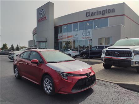 2021 Toyota Corolla LE (Stk: 21019) in Bowmanville - Image 1 of 7