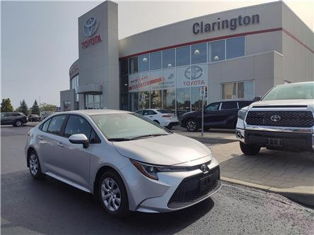2021 Toyota Corolla LE (Stk: 21016) in Bowmanville - Image 1 of 7