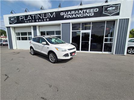 2013 Ford Escape SE (Stk: ) in Kingston - Image 1 of 14