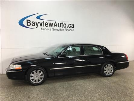 2003 Lincoln Town Car Cartier (Stk: 36467J) in Belleville - Image 1 of 27