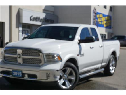 2015 RAM 1500 Laramie (Stk: 20-153A) in Salmon Arm - Image 1 of 25