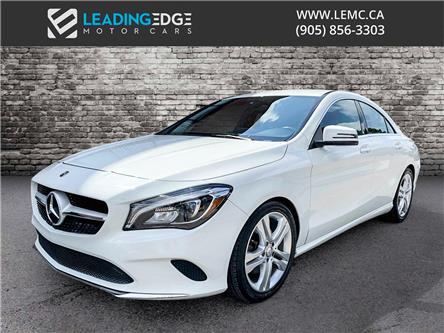 2018 Mercedes-Benz CLA 250 Base (Stk: 17994) in Woodbridge - Image 1 of 15